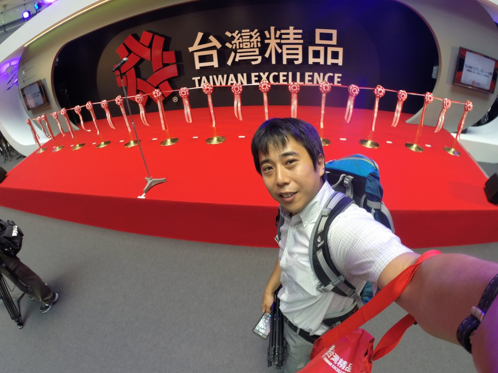 TAIWAN EXCELLENCEの舞台