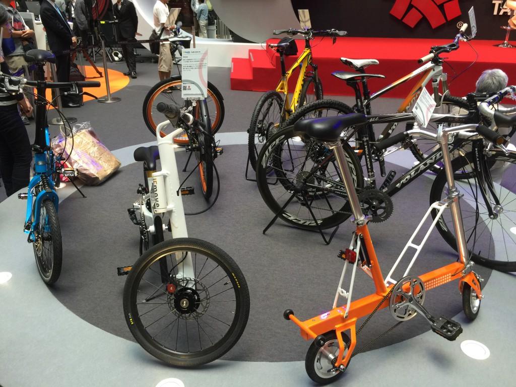TAIWAN EXCELLENCE自転車