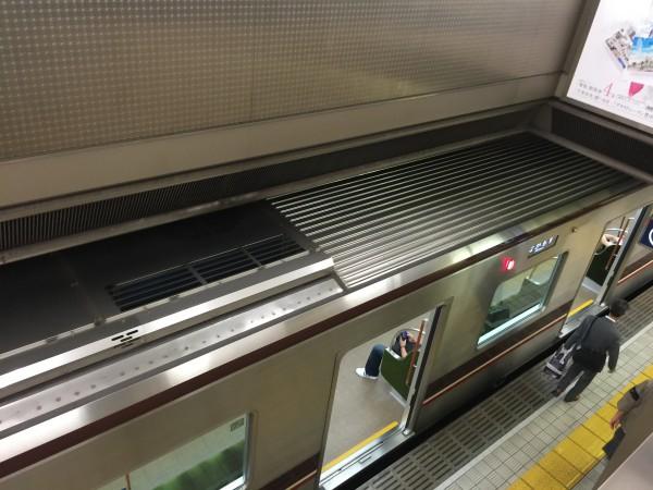 天井も切れないポールスターII@千里中央駅