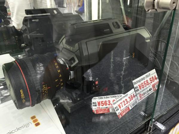 面白そうなビデオカメラを発見@ヨドバシカメラ梅田店