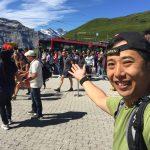 【スイス・Day15】Kleine Scheidegg駅【2061メートルの高原駅】